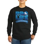 Pro-Life, from conception to Long Sleeve Dark T-Sh