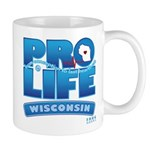Pro-Life, from conception to Mug