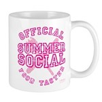 OFFICIAL SUMMER SOCIAL FOOD T Mug