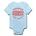 OFFICIAL SUMMER SOCIAL FOOD T Infant Bodysuit