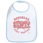 OFFICIAL SUMMER SOCIAL FOOD T Bib