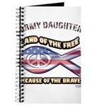 ARMY DAUGHTER Journal