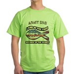 Army Son Green T-Shirt