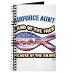 Airforce Aunt Journal