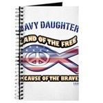 Navy Daughter Journal