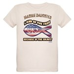 Marine Daughter Organic Kids T-Shirt