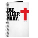 Eat. Sleep. Pray. Journal