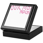 Was Your Mom... Keepsake Box