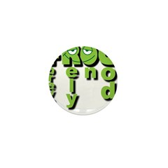 Forever Rely On God! Mini Button (100 pack)