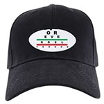FROG eyechart Black Cap