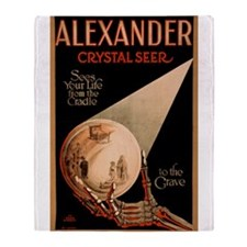 Alexander Crystal Seer Throw Blanket