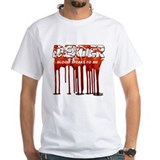 Dexter ShowTime blood speaks Chemise