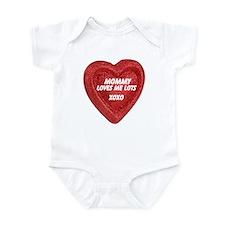 Mommy Loves Me Infant Bodysuit