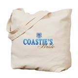 Coastie's Bride Tote Bag