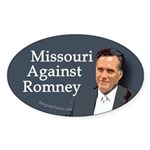 Missouri Against Romney bumper sticker