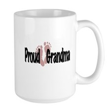 Proud Grandma (Girl) Coffee Mug