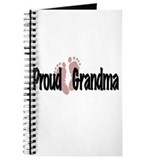 Proud Grandma (Girl) Journal