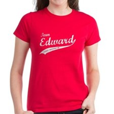 Twilight Team Edward Vintage Tee