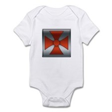 He-Man Chest Plate Infant Bodysuit