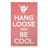Hang Loose Decal