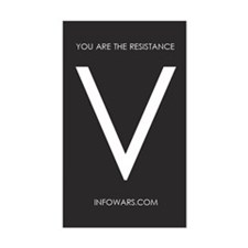 You Are The Resistance Decal