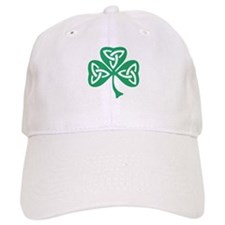 Celtic Shamrock Baseball Cap