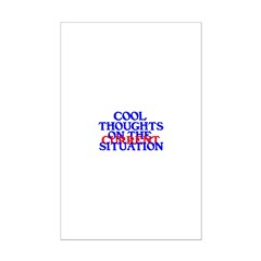 COOL THOUGHTS Posters