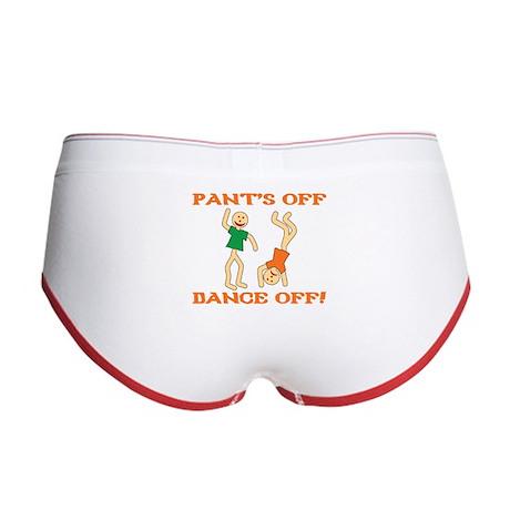 Pant's Off, Dance Off Women's Boy Brief