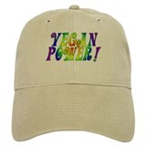 Vegan Power Cap
