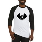 Bat Smiley 2 Baseball Jersey