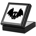 Bat Smiley 2 Keepsake Box
