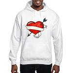 Tattoo Hooded Sweatshirt