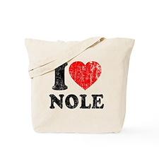 I Love Nole! Tote Bag