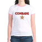 Communist Comrade Jr. Ringer T-Shirt