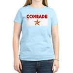 Communist Comrade Women's Pink T-Shirt