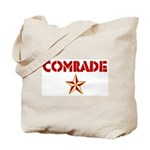 Communist Comrade Tote Bag