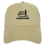Shit Creek Survivor Baseball Cap
