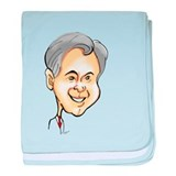 GoVeRnOr SeAn PaRnELL baby blanket