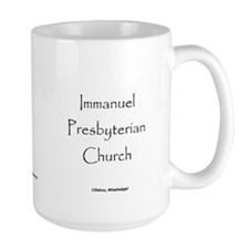 Immanuel Presbyterian Church Mug