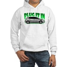 Leaf - Plug It In Hoodie