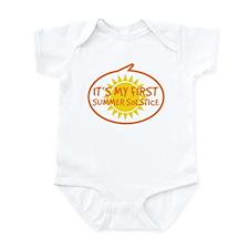 Baby's First Summer Solstice Infant Bodysuit