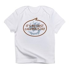 Baby's First Columbus Day Infant T-Shirt