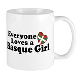 Everyone Loves a Basque Girl Coffee Mug