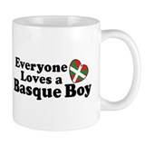 Everyone Loves a Basque Boy Small Mug