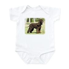 Irish Water Spaniel 9R032D-232 Infant Bodysuit