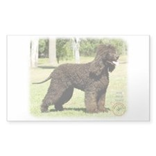 Irish Water Spaniel 9R032D-232 Decal