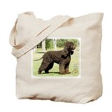 Irish Water Spaniel 9R032D-232 Tote Bag