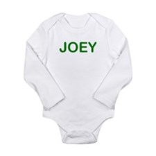 Joey Long Sleeve Infant Bodysuit
