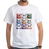 Warhol Smileys Shirt