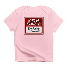 Big Sister For Sale Infant T-Shirt
